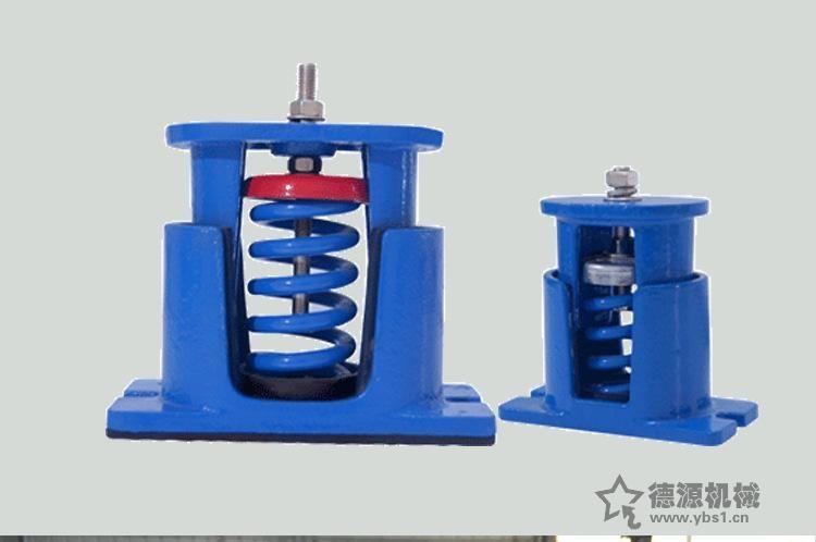减振弹簧在振动筛配件中起到什么作用