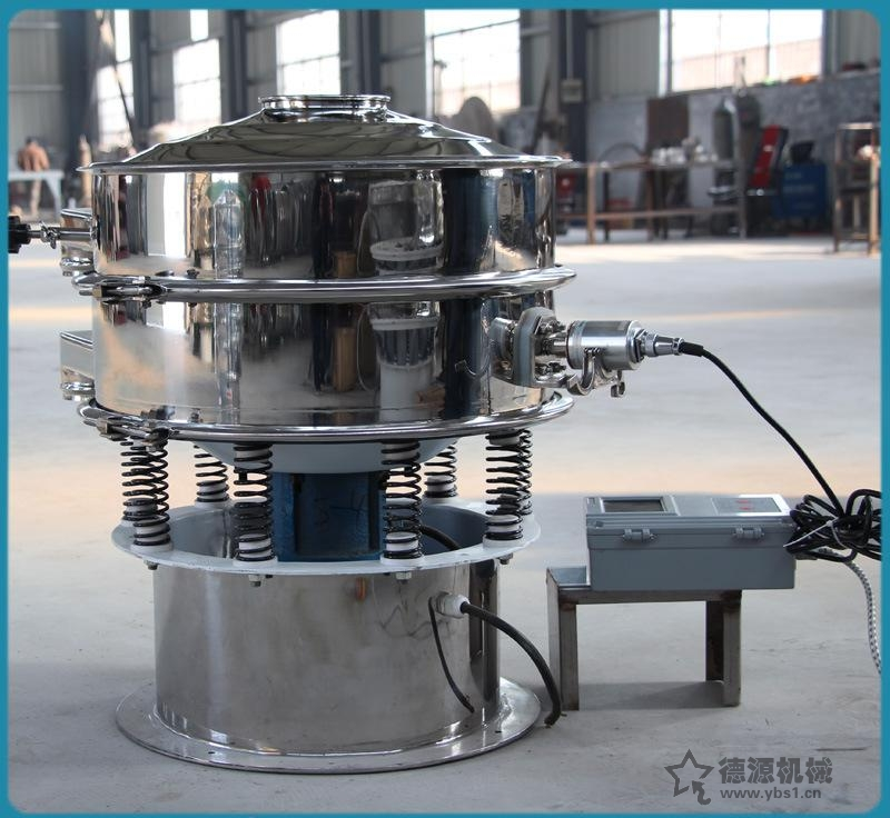 超声波振动筛重点提高中药粉生产线的生产效率