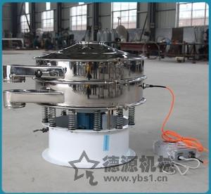 超声波振动筛电源的操作方法